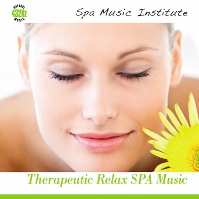 CD - Therapeutic Relax SPA Music