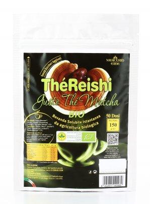 The Matcha con Reishi