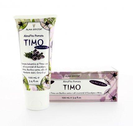Alma Fito Pomata Timo - 100 ml.