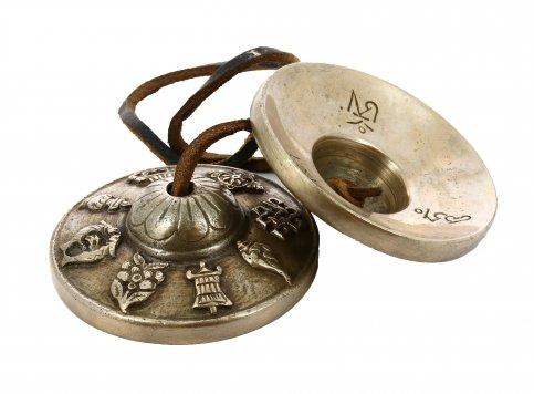 Cimbali Tibetani 8 Auspicious Symbols