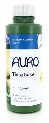 Tinta Base Verde Ossido n. 330-60 500 ml