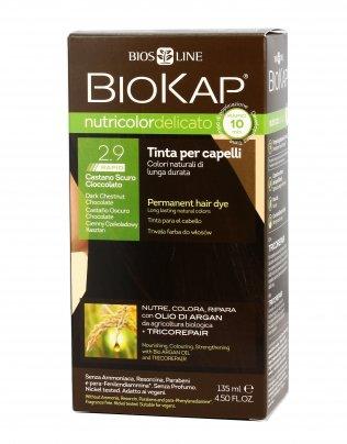 BioKap® Nutricolor Delicato Rapid 2.9 - Castano Scuro Cioccolato