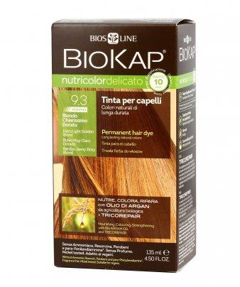 BioKap® Nutricolor Delicato Rapid 9.3 - Biondo Chiarissimo Dorato