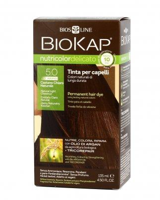 BioKap® Nutricolor Delicato Rapid 5.0 - Castano Chiaro Naturale