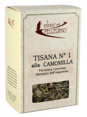 Tisana n. 1 alla Camomilla
