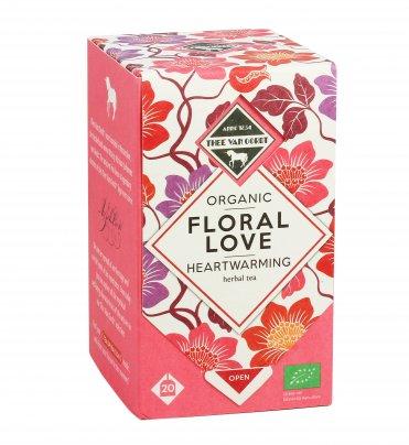 Tisana Floral Love Heartwarming