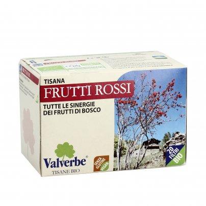 Tisana Frutti Rossi Bio