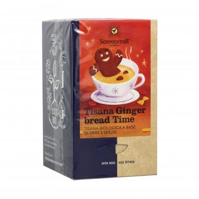 Tisana Ginger Bread Time