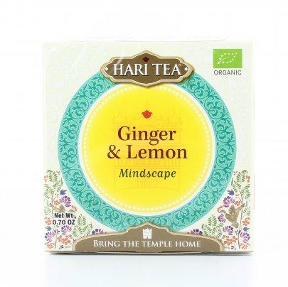 Tisana Ginger & Lemon Mindscape