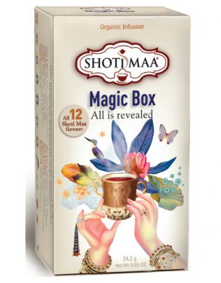 Tisana - Magic Box