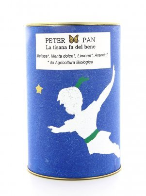 Tisana Peter Pan - Erbe per Infusi e Decotti