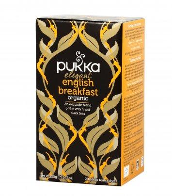 Tè Nero Bio Elegant English Breakfast