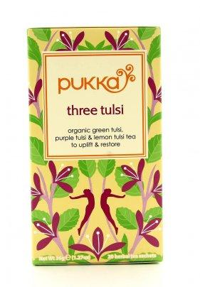 Tisana Pukka - Three Tulsi