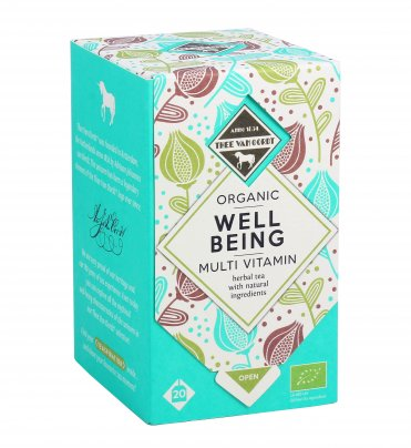 Tisana Well Being Multi Vitamin
