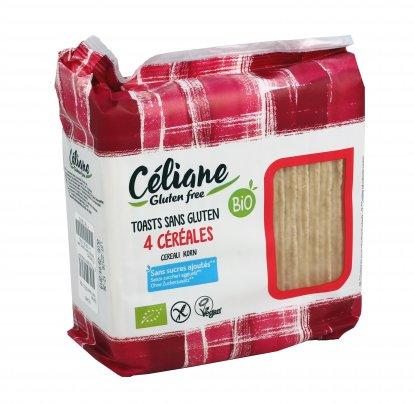 Cialde 4 Cereali - Senza Glutine