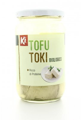 Tofu Biologico in Barattolo - Tofu Toki