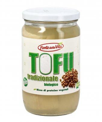 Tofu Tradizionale Biologico 100% Vegetale