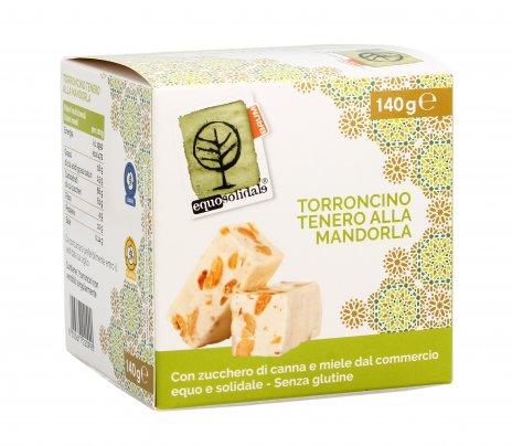 Torroncino Tenero alla Mandorla - Senza Glutine