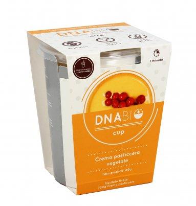 Preparato per Crema Pasticcera Bio - Vaniglia e Limone