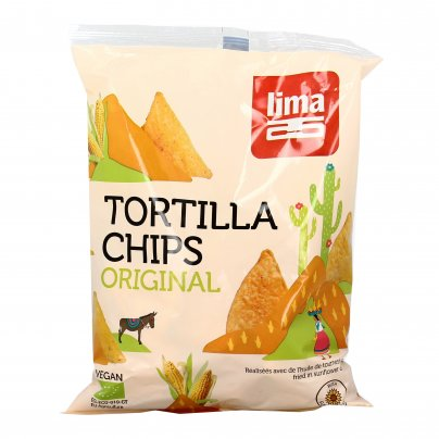 Original Tortilla Chips - Lima