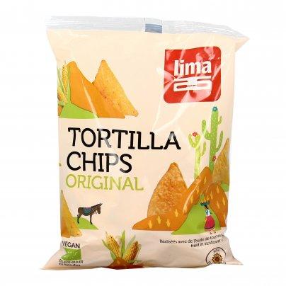"Chips Tortilla di Mais Bio ""Original"""