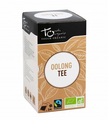 Tè Oolong Biologico