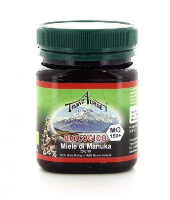 Miele di Manuka Mg 150 +