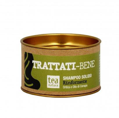 "Shampoo Solido ""Trattati-Bene"" Rinforzante"