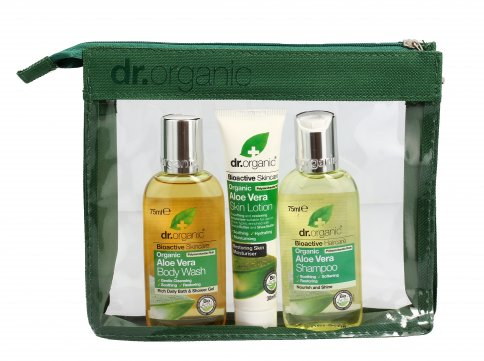 Travel Bag Aloe Vera