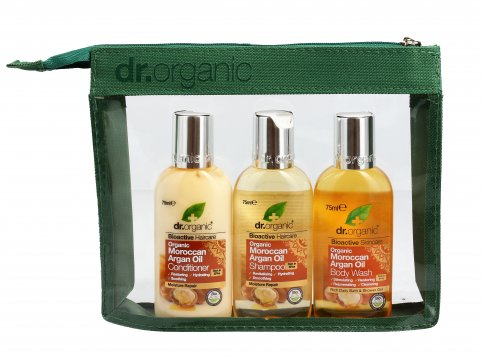 Travel Bag Argan Oil