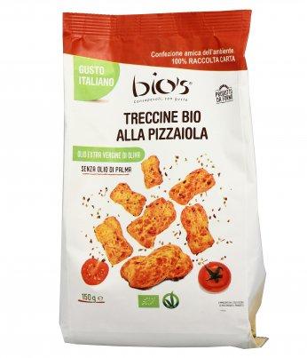 Treccine alla Pizzaiola Bio