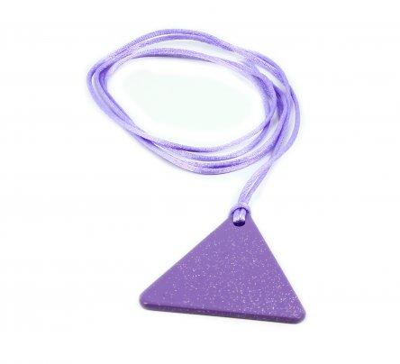 Piastra di Tesla Purpurea - Triangolo Uomo