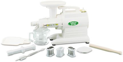 Tribest Juicer Green Star Gs-1000
