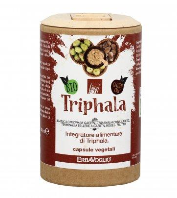 Triphala Bio in Capsule - Integratore Alimentare