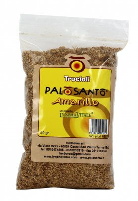 Trucioli di Palo Santo 50 gr