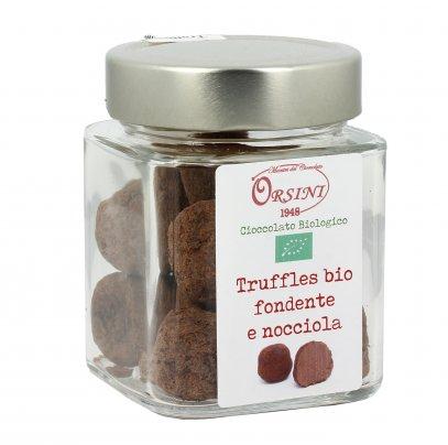 Truffles Bio Fondente e Nocciola