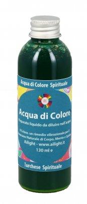 Acqua di Colore Spirituale Turchese Acqua di Colore Spirituale Turchese