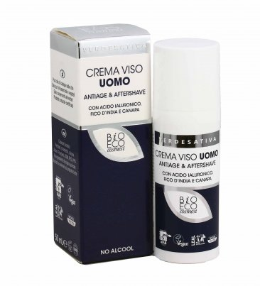 Crema Viso Uomo Anti Age & Aftershave
