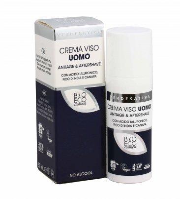 Crema Viso Uomo Anti Age & Aftershave