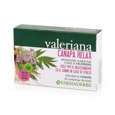 Valeriana Canapa Relax
