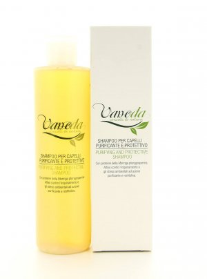 Shampoo per Capelli Purificante e Protettivo