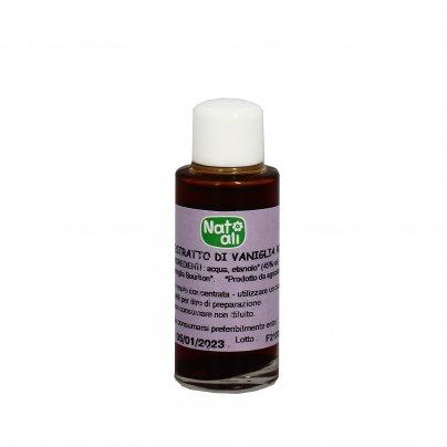 Estratto di Vaniglia Bourbon Bio 15 ml