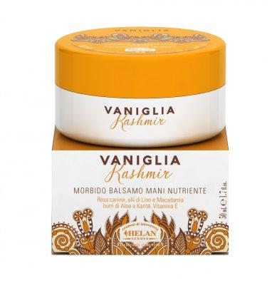 Morbido Balsamo Mani Nutrienti - Vaniglia Kashmir