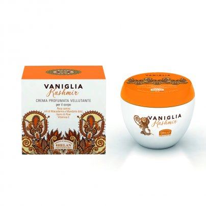 Crema Profumata Vellutante - Vaniglia Kashmir