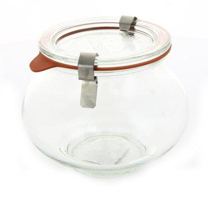 Vasetto Weck - Weck Tondo 220 ml con Coperchio 60 mm