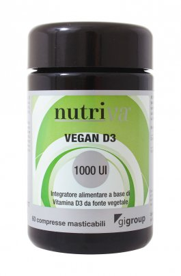 Vegan D3 60 Compresse (da 300 mg)