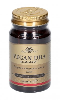 Vegan DHA - Softgels Vegetali