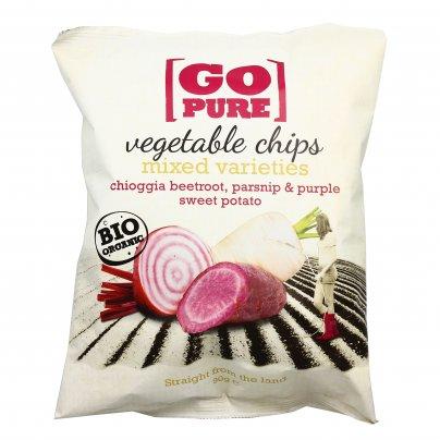 Chips di Verdura Salate Bio
