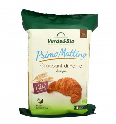 Croissant Vegano di Farro Biologico - Primo Mattino