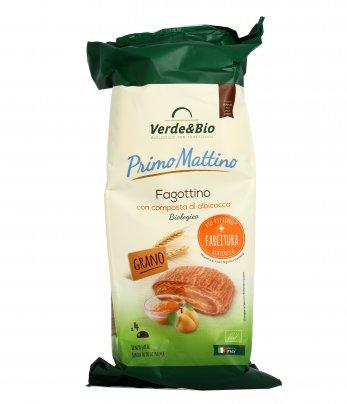 Fagottino Vegano con Composta di Albicocca Bio - Primo Mattino